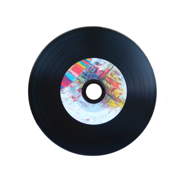 Vinyl-CD Spindelware
